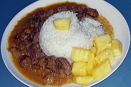 Curry - Kokos - Lamm 1