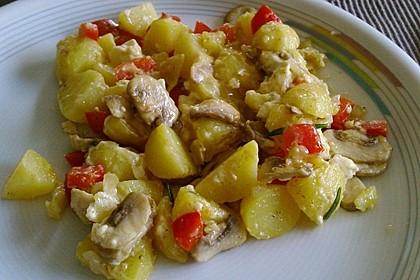 Kartoffelpfanne 5