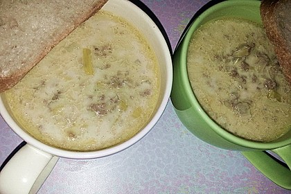 Käse - Hack - Suppe 19