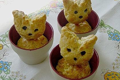 Osterhäschen im Tontopf 21