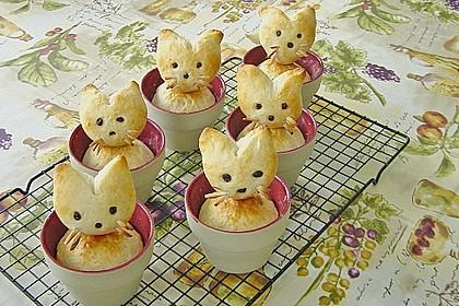 Osterhäschen im Tontopf 8