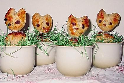 Osterhäschen im Tontopf 54