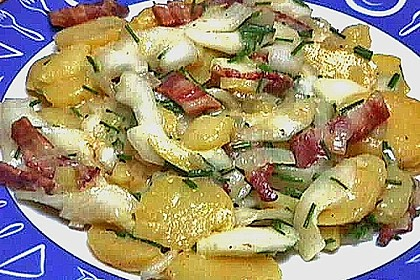Schmorgurken-Kartoffelsalat 3