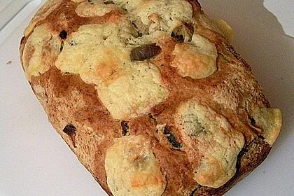 Zwiebel-Käse-Schinken-Brot 66