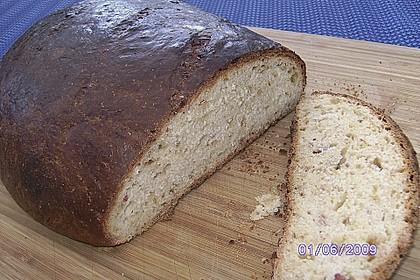 Zwiebel-Käse-Schinken-Brot 42