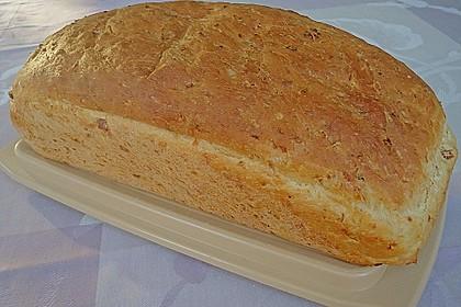 Zwiebel-Käse-Schinken-Brot 36