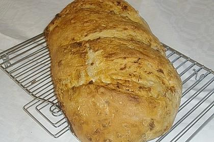 Zwiebel-Käse-Schinken-Brot 58