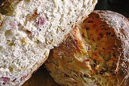 Zwiebel-Käse-Schinken-Brot 27