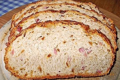 Zwiebel-Käse-Schinken-Brot 17