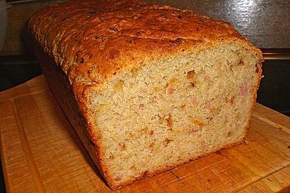 Zwiebel-Käse-Schinken-Brot 33