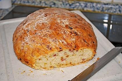 Zwiebel-Käse-Schinken-Brot 39