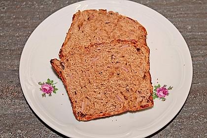 Zwiebel-Käse-Schinken-Brot 71