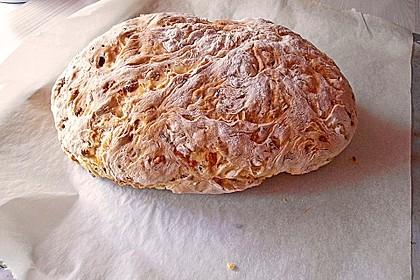 Zwiebel-Käse-Schinken-Brot 61