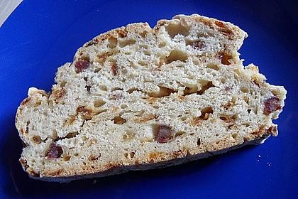 Zwiebel-Käse-Schinken-Brot 31