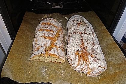 Zwiebel-Käse-Schinken-Brot 48