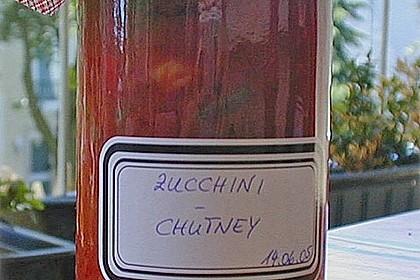Zucchini - Chutney 9