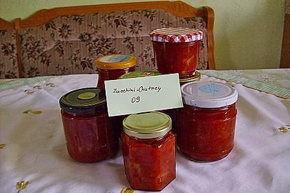 Zucchini - Chutney 11