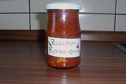 Zucchini - Chutney 12