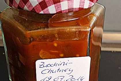 Zucchini - Chutney 17