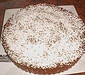Schokoladen - Rotwein Kuchen (Bild)