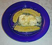 Bananen- Sesam Dessert (Bild)