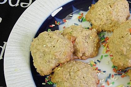 haferflocken kokos cookies rezept mit bild von pastafan. Black Bedroom Furniture Sets. Home Design Ideas