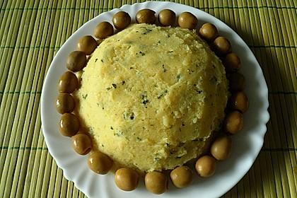 Kartoffel - Knoblauch - Paste