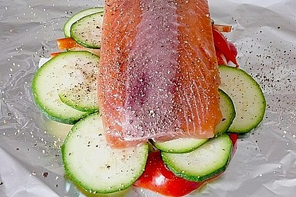 Lachs vom Grill 6