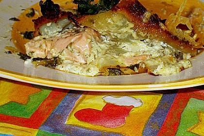 Lachs - Lasagne 10