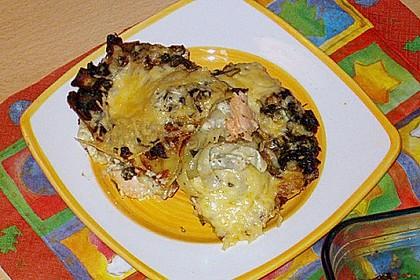 Lachs - Lasagne 14