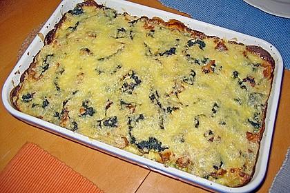 Lachs - Lasagne 5