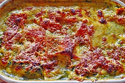Lachs - Lasagne 6