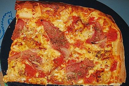 Pizzaboden - dünn und knusprig 98