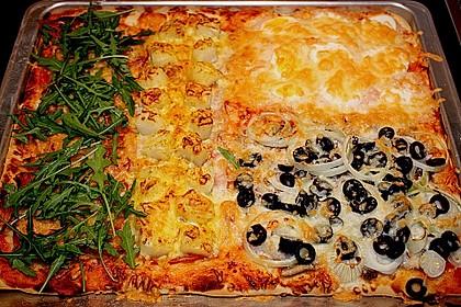 Pizzaboden - dünn und knusprig 70