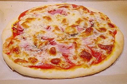 Pizzaboden - dünn und knusprig 14