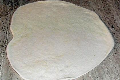 Pizzaboden - dünn und knusprig 106