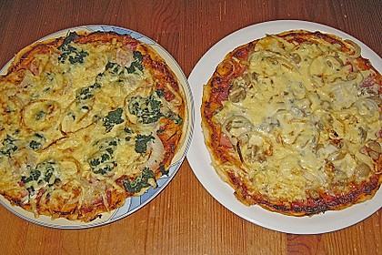 Pizzaboden - dünn und knusprig 20