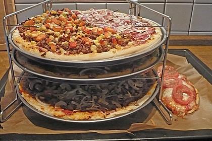 Pizzaboden - dünn und knusprig 21
