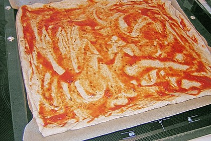 Pizzaboden - dünn und knusprig 75