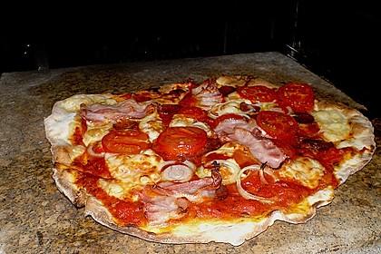 Pizzaboden - dünn und knusprig 112
