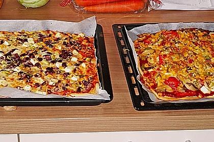 Pizzaboden - dünn und knusprig 26