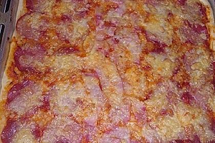 Pizzaboden - dünn und knusprig 79
