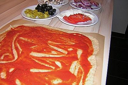 Pizzaboden - dünn und knusprig 99