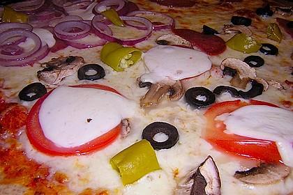 Pizzaboden - dünn und knusprig 77