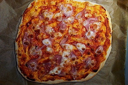 Pizzaboden - dünn und knusprig 108