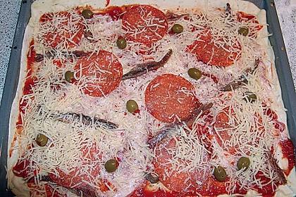 Pizzaboden - dünn und knusprig 109