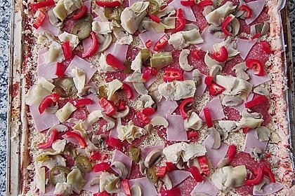 Pizzaboden - dünn und knusprig 84
