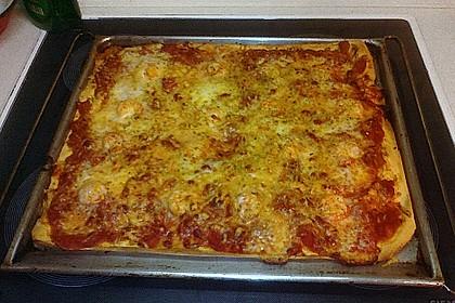 Pizzaboden - dünn und knusprig 37