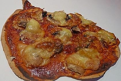 Pizzaboden - dünn und knusprig 40
