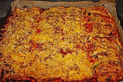 Pizzaboden - dünn und knusprig 95